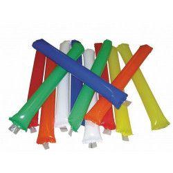 Bangers bleus de supporter x 2 Accessoires de fête 8494