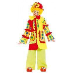 Déguisement clown luxe 7-9 ans Déguisements 85262