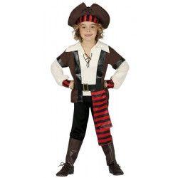 Déguisement corsaire garçon 5-6 ans Déguisements 85371