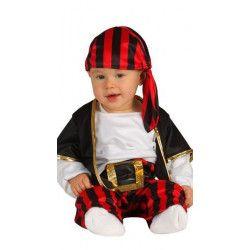 Déguisement pirate bébé 12-24 mois Déguisements 85561