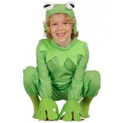 Déguisement grenouille enfant 5-6 ans Déguisements 85583