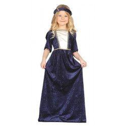 Déguisement dame médiévale fille 5-6 ans Déguisements 85597