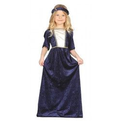 Déguisements, Déguisement dame médiévale fille 7-9 ans, 85598, 22,90€