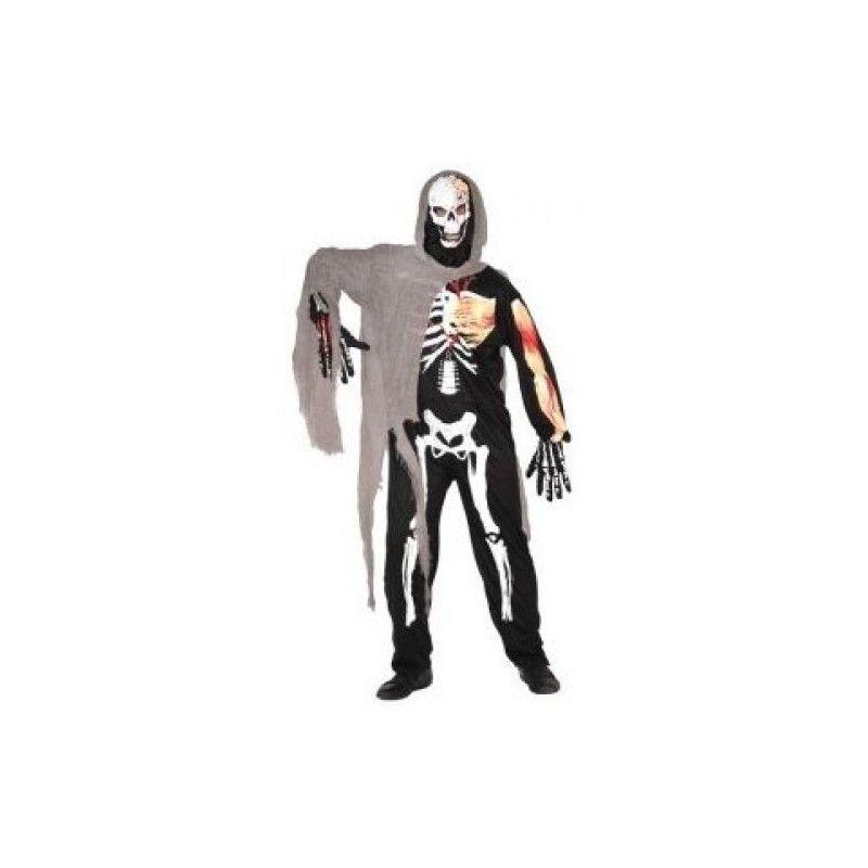 Déguisement squelette homme taille XXL Déguisements 12323