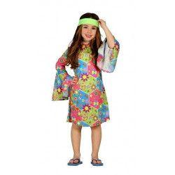 Déguisement hippie fille 7 à 9 ans Déguisements 85608