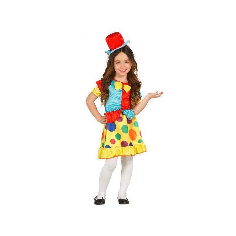 Déguisement clown fille 3-4 ans Déguisements 85610
