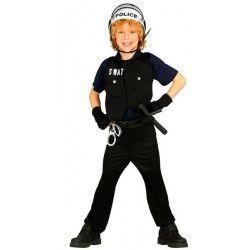 Déguisement policier swat garçon 3-4 ans Déguisements 85646