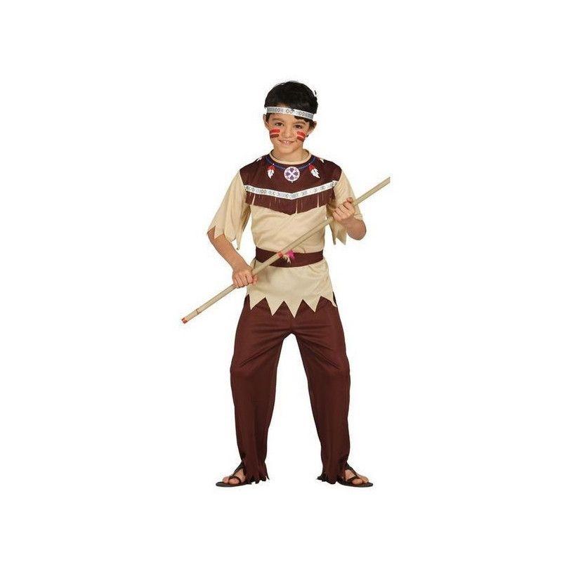 Déguisements, Déguisement indien garçon 7-9 ans, 85673, 14,90€