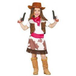 Déguisement cowgirl fille 3-4 ans Déguisements 85679