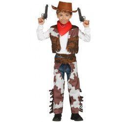 Déguisement cowboy garçon 5-6 ans Déguisements 85684
