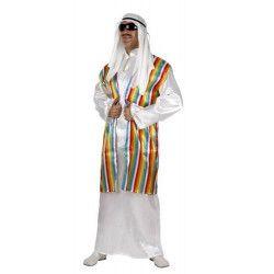 Déguisements, Déguisement de sheikh oriental adulte, 12362, 29,90€