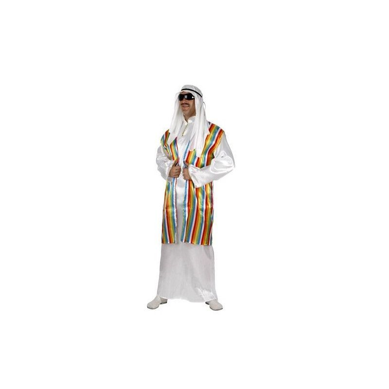 Déguisement sheikh oriental homme taille XL Déguisements 12362