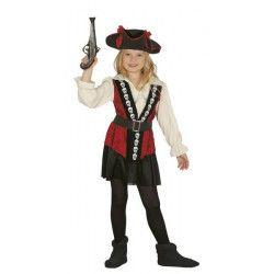 Déguisement pirate fille 5-6 ans Déguisements 85934