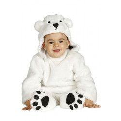 Déguisement ours polaire bébé 6-12 mois Déguisements 85977