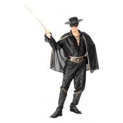 Déguisement bandit masqué homme taille M-L Déguisements 86034