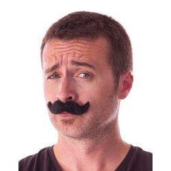 Accessoires de fête, Moustache classy noire, 862200B, 1,20€