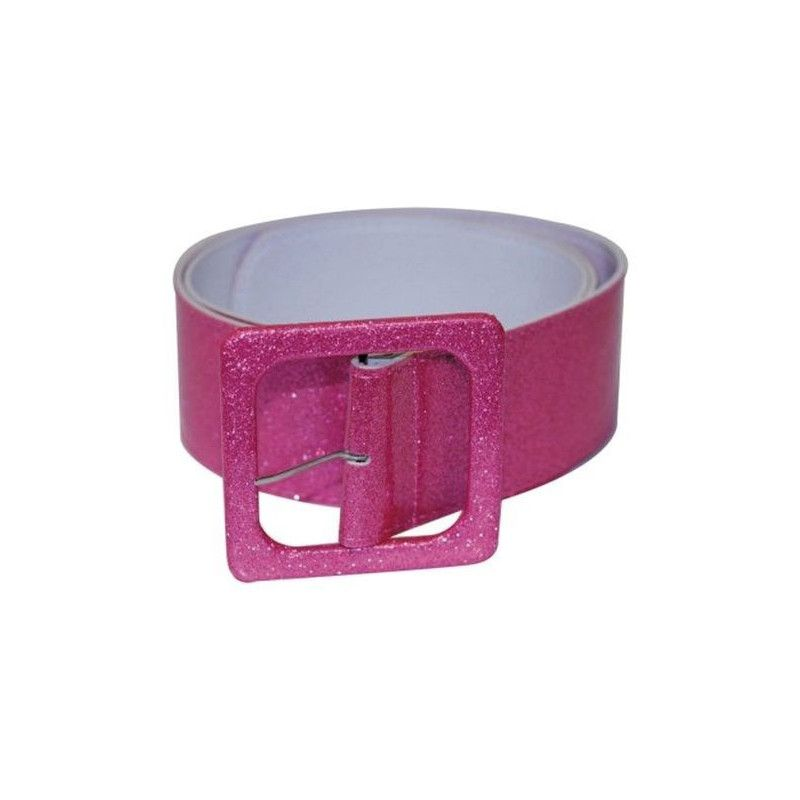 Ceinture disco rose Accessoires de fête 865090410