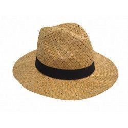 Chapeau paille panama adulte Accessoires de fête 8651054