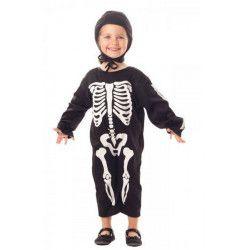 Déguisement mimi-squelette mixte 3-4 ans Déguisements 8651434