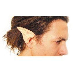 Oreilles d'elf en latex Accessoires de fête 8653075