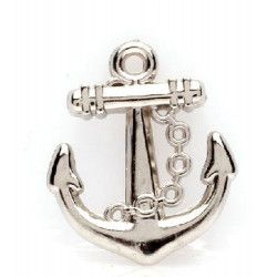 Divers, Bijoux ancre déco x 10, 12695, 2,55€