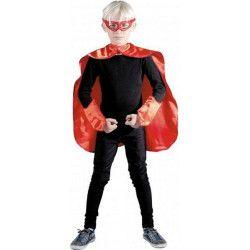 Déguisement super héro rouge garçon 4-9 ans Déguisements 86552061