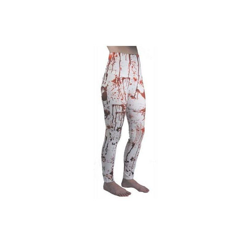 Legging ensanglanté femme halloween Accessoires de fête 865774
