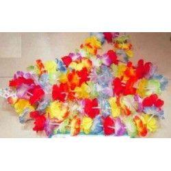 Lot 3 colliers hawaiens Accessoires de fête 87003
