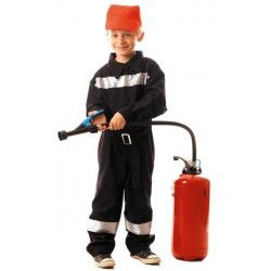 Déguisement pompier français garçon 7-9 ans Déguisements 87117679
