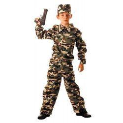 Déguisement militaire garçon 4-6 ans Déguisements 87117846