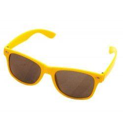 Lunettes jaunes fluo UV Accessoires de fête 87118209