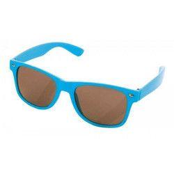 Lunettes blues turquoises fluo Accessoires de fête 87120515