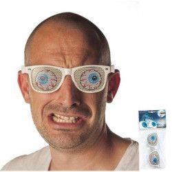 Lunettes yeux globuleux Accessoires de fête 871337