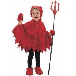 Déguisement p'tit diable enfant 3-4 ans Déguisements 87282391