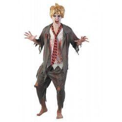 Déguisement étudiant zombie taille M-L Déguisements 87283532