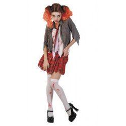 Déguisement étudiante zombie taille M-L Déguisements 87283533