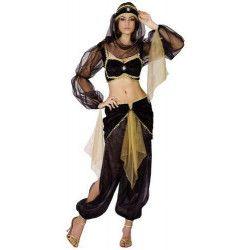 Costume Danseuse orientale taille unique Déguisements 87286521