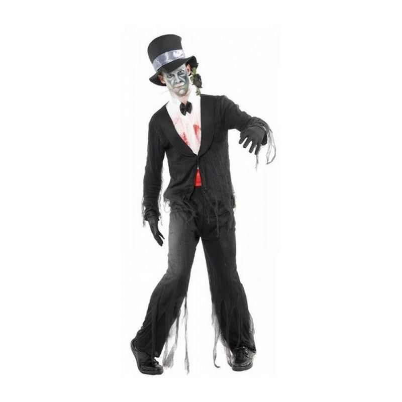 Costume marié mort vivant taille unique Déguisements 87286700