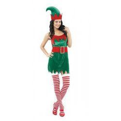 Déguisements, Déguisement elfe femme taille M/L, 87286703, 19,00€