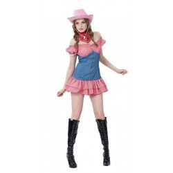 Déguisements, Costume cow girl sexy, 87286833, 36,50 €