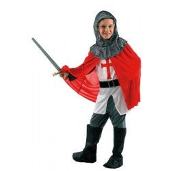 Déguisements, Déguisement chevalier croisade 4-6 ans, 8728725446, 23,90€