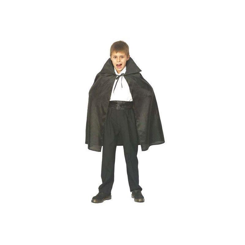 Cape vampire noire enfant 80 cm Déguisements 87288677