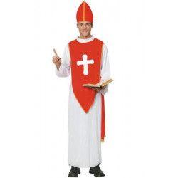 Déguisement évêque avec coiffe homme taille M-L Déguisements 87289325
