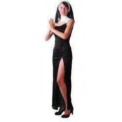 Déguisement nonne sexy femme taille M-L Déguisements 87289350