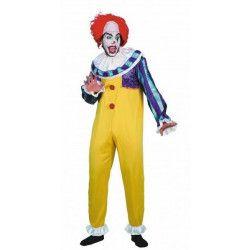 Déguisements, Déguisement clown horreur homme taille M-L, 87293335, 22,90€