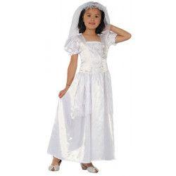 Déguisement mariée fille 4-6 ans Déguisements 8729870846
