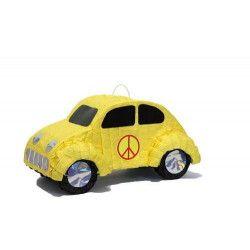 Pinata voiture Hippie type coccinelle Déco festive 873008