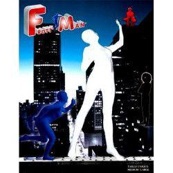 Costume Frott Man blanc taille M-L Déguisements 87314406