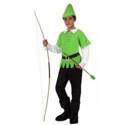 Déguisement archer des bois garçon 4-6 ans Déguisements 12936