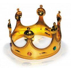 Couronne de Roi Accessoires de fête 873213